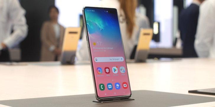 """Samsung Galaxy S10 ทำยอดจองน่าประทับใจใน """"ประเทศจีน"""""""