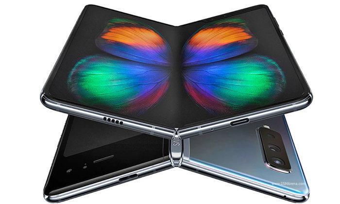 """ชมภาพเคสของ """"Samsung Galaxy Fold"""" จะมีหน้าตาแปลกๆ แต่ป้องกันได้นะ"""