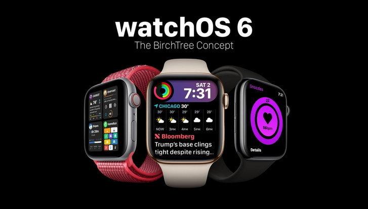 ชมคอนเซ็ปต์ watchOS 6 ที่มาพร้อมหน้าจอ Siri แบบใหม่, ฟีเจอร์ติดตามการนอน