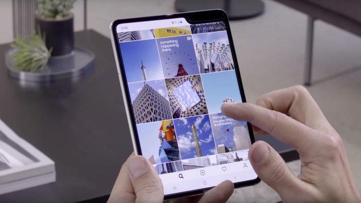 ไม่ใช่แค่ Apple, Samsung ส่งหน้าจอพับได้ให้ Google อีกด้วย