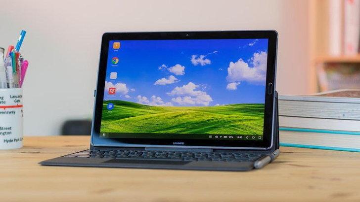 "Huawei กำลังพัฒนาแท็บเล็ต ""MediaPad"" รุ่นใหม่สุดพรีเมียม จอ 10.7 นิ้ว"