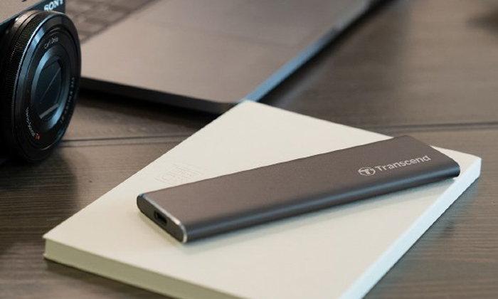 ทรานส์เซนด์ เปิดตัวไดรฟ์ SSD แบบพกพารุ่น ESD250C ใช้อินเทอร์เฟซแบบ USB-C