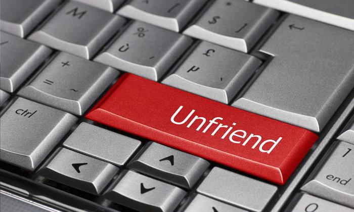 ดูให้ดี! เพื่อน 5 ประเภทนี้ที่ควรกด Unfriend