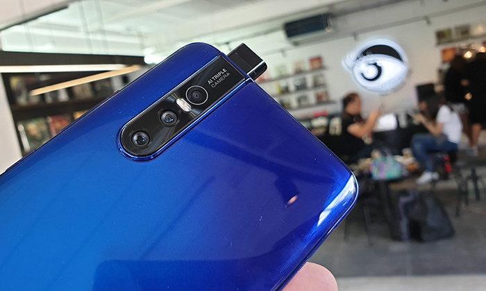 """หลุด """"Vivo V15 Pro"""" มือถือกล้อง Popup สุดล้ำก่อนเปิดตัว 28 กุมภาพันธ์ นี้"""