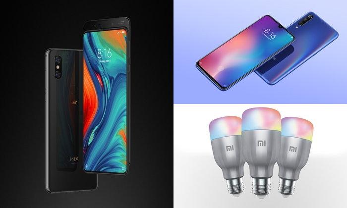 เปิดตัว Xiaomi Mi MIX 3 5G และ Xiaomi Mi 9 ณ เมืองบาเซโลน่า