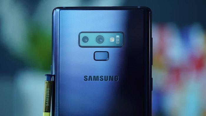 """ลือ """"Samsung Galaxy Note 10"""" อาจจะติดกล้องหลังมาให้ถึง 4 ตัว"""