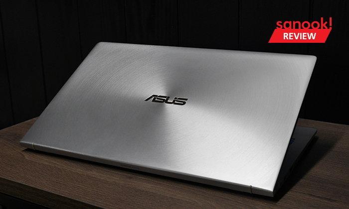 """รีวิว """"ASUS Zenbook 14 (UX433)"""" Ultrabook บางเบาที่สุดในโลก ราคาไม่ถึง 4 หมื่น"""