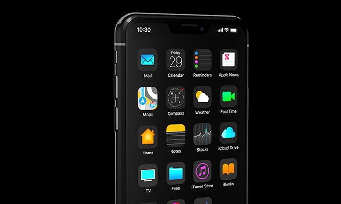 """ชมภาพ Render งามๆ ของ iPhone 11 ที่มาพร้อมกับ """"iOS13"""" ที่มี Dark Mode"""