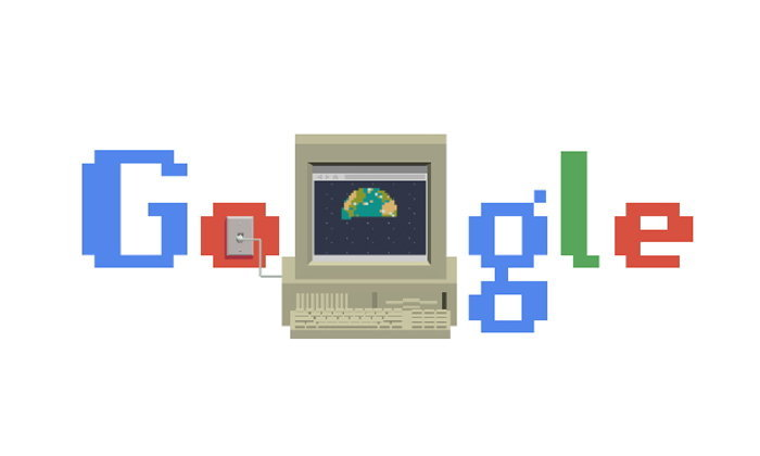 Google เปิด Doogle ใหม่ ฉลอง 30 ปี เวิลด์ไวด์เว็บ (www)