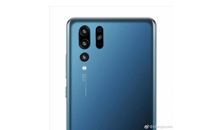 """หลุดสเปกความจำ """"Huawei P30 Pro"""" อาจจะได้มากสุดที่ 256GB"""