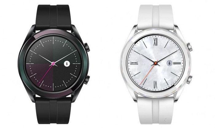 """""""Huawei Watch GT"""" เพิ่มสีและขนาดเน้นความหรูหรา และลุยได้"""