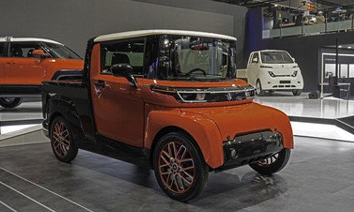 "Songuo Motors เปิดตัวยานยนต์ไฟฟ้าราคาประหยัดแบรนด์ ""NeuWai"""