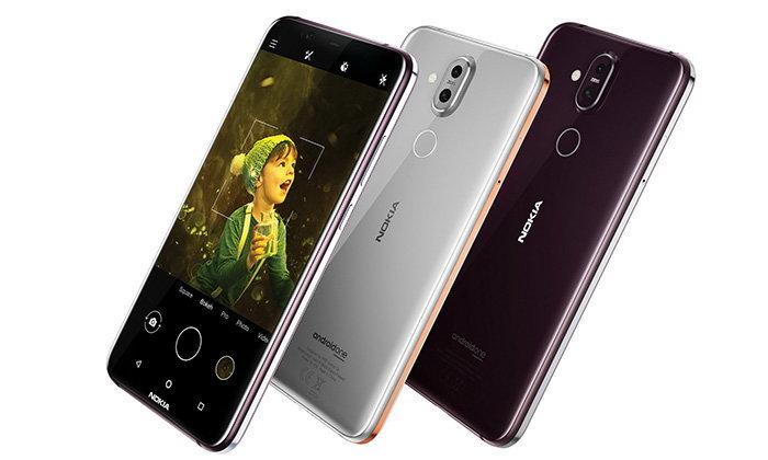 Nokia 8.1 มือถือดีสเปคคุ้มกลับมาเปิดจองในราคา 9,900 บาท ถึง 14 เมษายน นี้