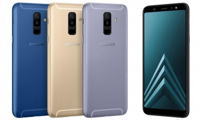 """Samsung Galaxy A6+"" ในบางประเทศได้อัปเดตเป็น ""Android 9.0"" พร้อมกับOne UI"