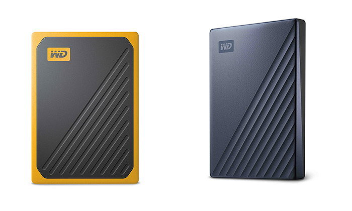 """WD"" เปิดตัว ""MyPassport SSD Go"" และ ""MyPassport Ultra"" รุ่นใหม่ล่าสุด เน้นกลุ่มพกพา"