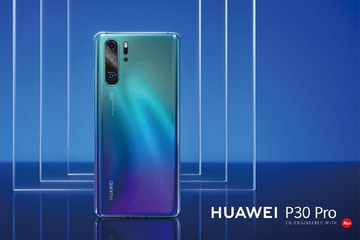 "HUAWEI P30 Pro ได้รับรางวัล ""Best Photo Smartphone"" จาก TIPA World Award 2019"