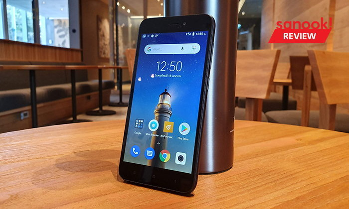 รีวิว Redmi Go มือถือ Android Go ค่าตัวถูกเริ่มต้นไม่ถึงพัน กล้าพอไหมที่จะใช้