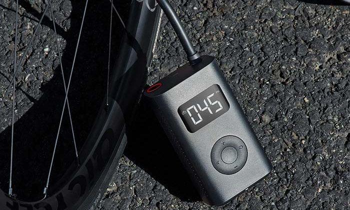 Xiaomi เปิดตัว Mi Air Pump อุปกรณ์ปั้มลมจักรยาน แต่หน้าตาเหมือน iPod