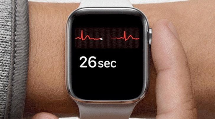 Apple Watch ช่วยชีวิต ชายคนหนึ่งจากอาการ หัวใจเต้นเร็วผิดปกติ