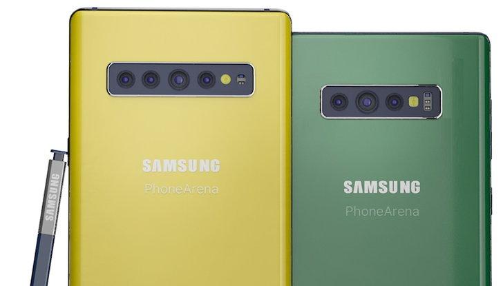 Samsung จะเปิดตัว Galaxy Note10 มากถึง 4 เวอร์ชันด้วยกัน