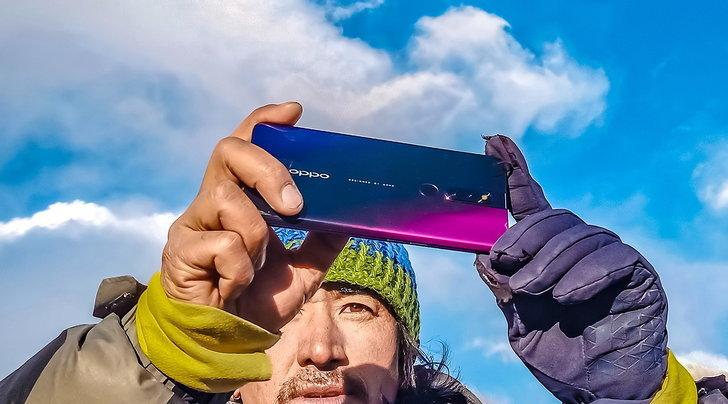 ชมภาพถ่ายสุดอลังการจาก Oppo F11 Pro บนยอดเขาเอเวอเรสต์