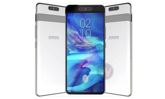 """หลุดคะแนนทดสอบประสิทธิภาพของ """"Samsung Galaxy A80"""" ก่อนเปิดตัว"""