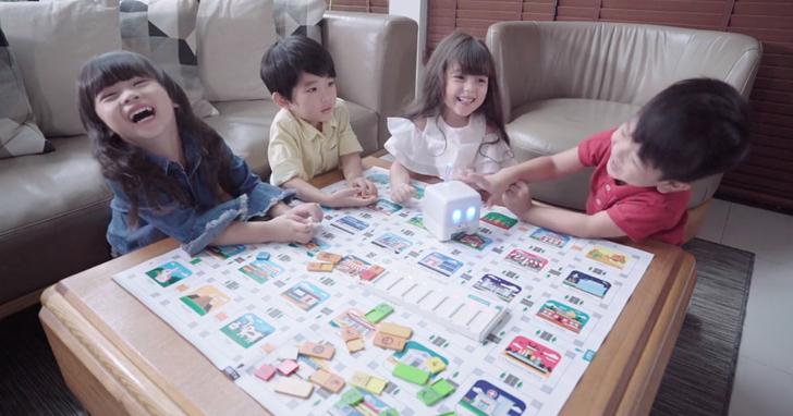 Mojobot บอร์ดเกมเพื่อการเรียนรู้ปลูกฝังน้องหนูโตไปเป็นเทพเขียนโค๊ด
