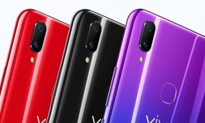 Vivo เปิดตัว Vivo Z3x มือถือสเปกจุใจ ราคาประหยัดไม่ถึง 6,000 บาท