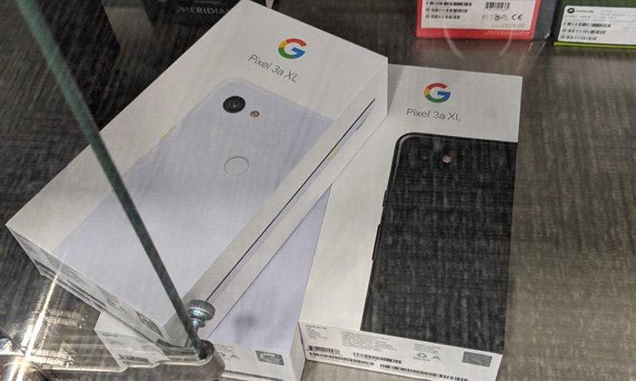 หลุดภาพกล่อง Pixel 3a XL ของจริงในร้าน Best Buy ก่อนเปิดตัว 7 พฤษภาคม นี้
