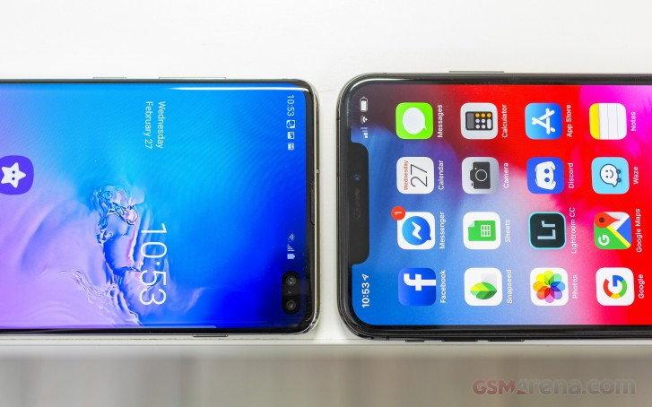 """Samsung กำลังพัฒนาการ """"ซ่อนกล้องหน้าจอ"""" ให้แนบเนียน : เพื่อให้เป็นดีไซน์หน้าจอไร้ขอบโดยสมบูรณ์"""