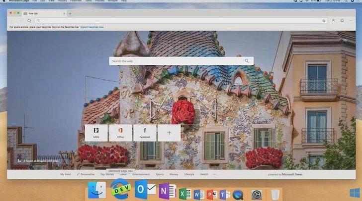 และแล้ว Microsoft Edge ก็ได้มาอยู่บน Mac หลังจาก 16 ปีที่ IE ถูกแทนที่ด้วย Safari