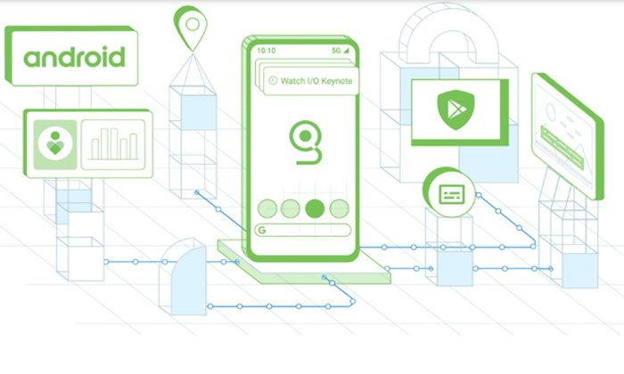 ส่องลูกเล่น Android Q ใหม่ล่าสุด ที่ใหม่และจะรองรับ 5G และมือถือพับได้