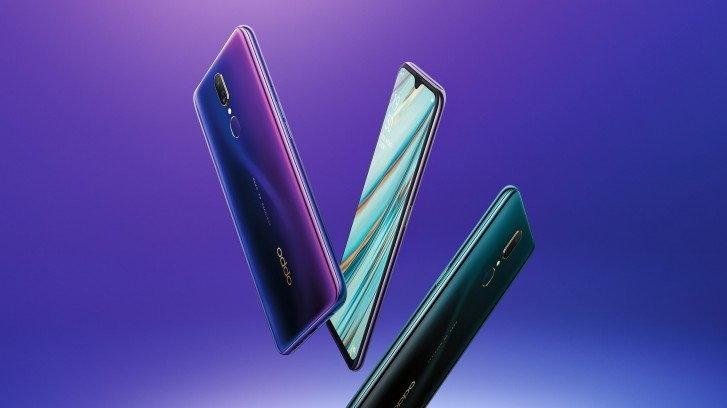 เปิดตัว Oppo A9 สมาร์ตโฟนหน้าจอใหญ่ แบตอึด ราคาถูกมาก!