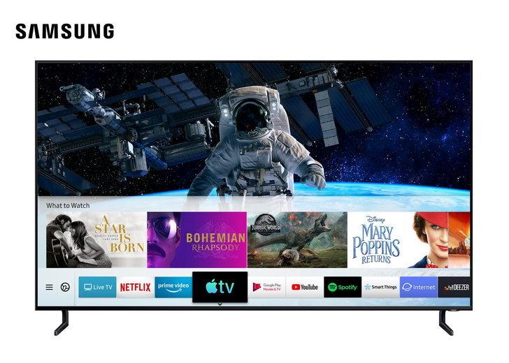 Samsung ประกาศยัดฟีเจอร์ Apple TV เข้า Samsung Smart TV แล้ววันนี้