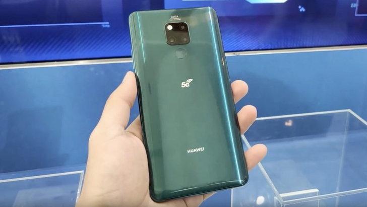 Huawei จะเริ่มจำหน่าย Mate 20 X (5G) ในเดือนมิถุนายนนี้ที่อังกฤษ ในราคา 4 หมื่นบาท