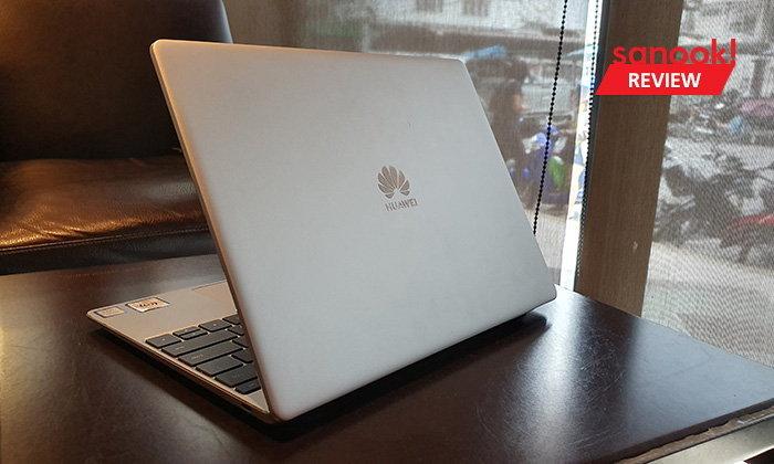 รีวิว Huawei Matebook 13 Notebook สวยและโดดเด่น กับลูกเล่นผสมผสานกับมือถือได้ดีขึ้น