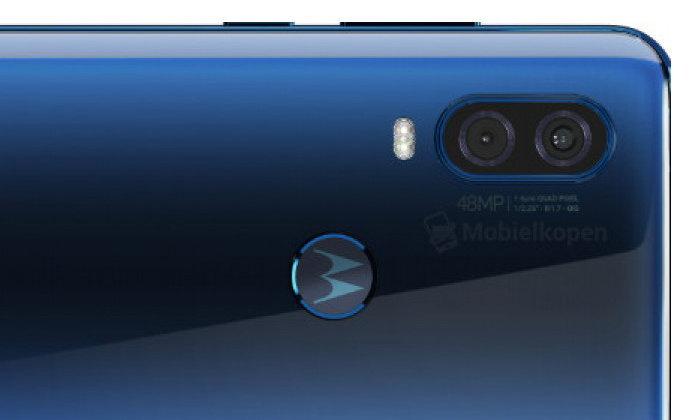 ชมกันชัดๆ Motorola One Vision จะมีสีน้ำเงิน และ สีน้ำตาลให้เลือก