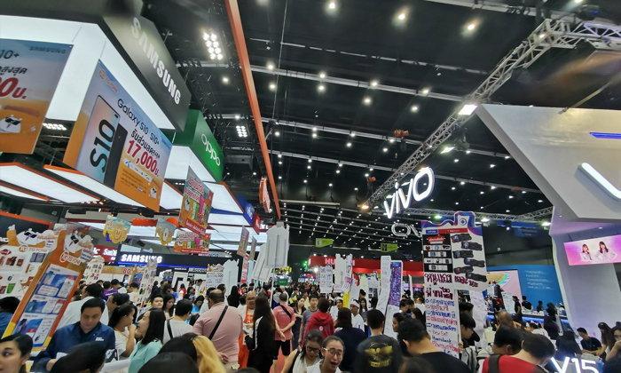 เรื่องที่ควรดูหากสนใจมือถือโซนล้างสต็อก ในงาน Thailand Mobile Expo