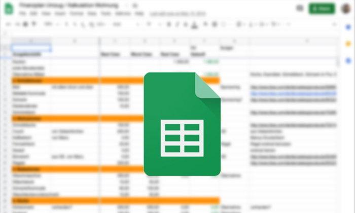 Google Sheets เตรียมเพิ่มฟีเจอร์ลบข้อมูลซ้ำ ลบช่องว่างก่อนคำ และเพิ่มคีย์ลัดบนคีย์บอร์ด