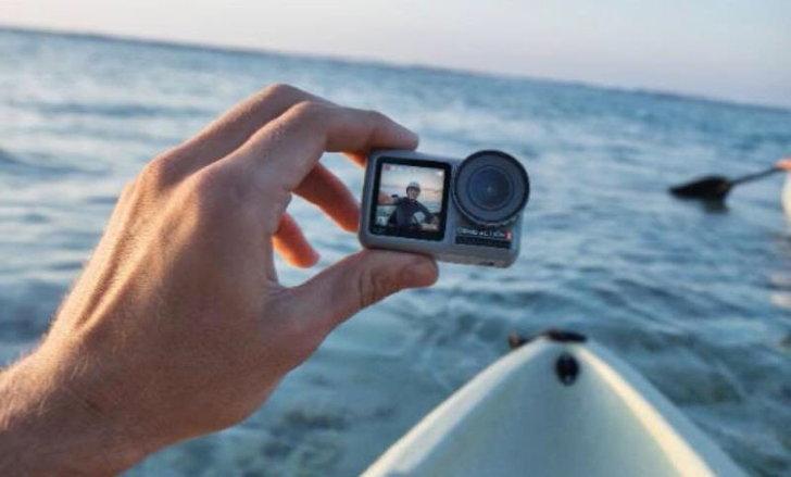 DJI เอาจริง! เตรียมปล่อย DJI OSMO Action กล้องแอคชั่นชน GoPro เปิดตัว 15 พ.ค. นี้