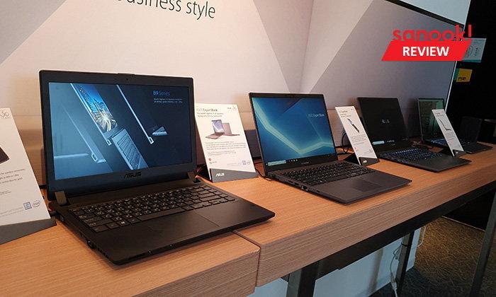 Computex 2019 : ASUS ส่ง Expert PC, Expert Book ลุยตลาดกลุ่ม Commercial PC