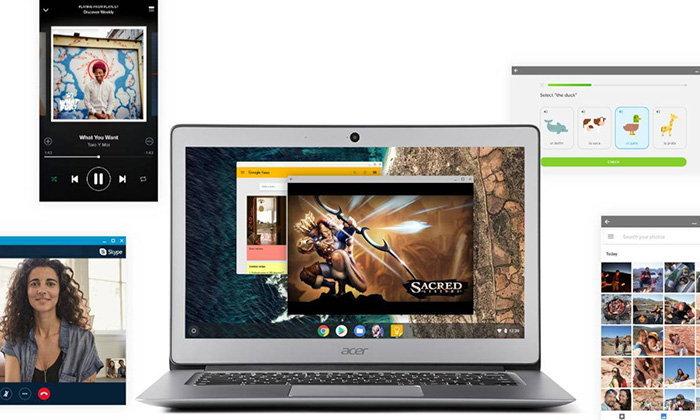 รู้จัก Project OneChrome ที่จะทำให้ใช้ Android และ Chrome OS สะดวกขึ้น