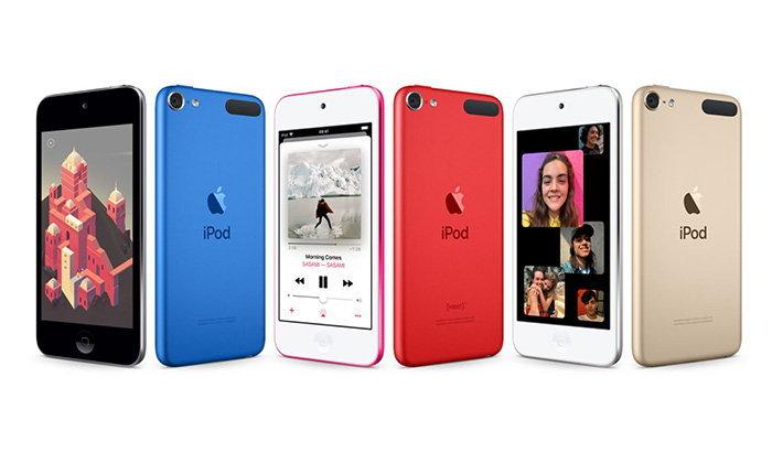 Apple เปิดตัว iPod Touch Generation ที่แรงด้วยขุมพลัง Apple A10 อัดแน่นด้วยหน่วยความจำ 256GB