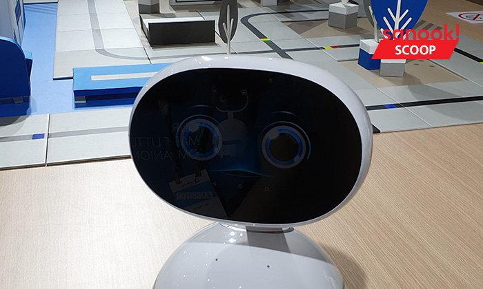 Computex 2019 : ASUS Zenbo Junior หุ่นยนต์เล็ก อัปเดตสั่งงานด้วยเสียง และ ZenPower รุ่นใหม่