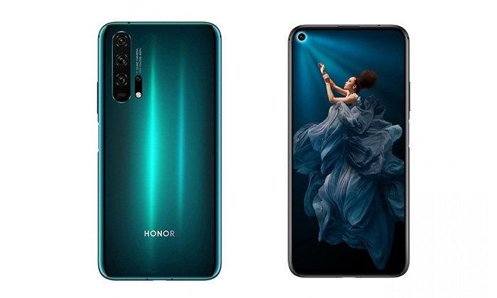 Honor 20 และ Honor 20 Pro มือถือ 4 กล้องที่ครบเครื่องเปิดตัวแล้ว