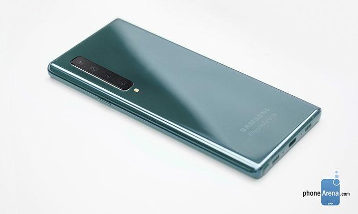 ชมภาพคอนเซ็ปต์ Samsung Galaxy Note 10 ชุดล่าสุดกับกล้องแนวตั้ง