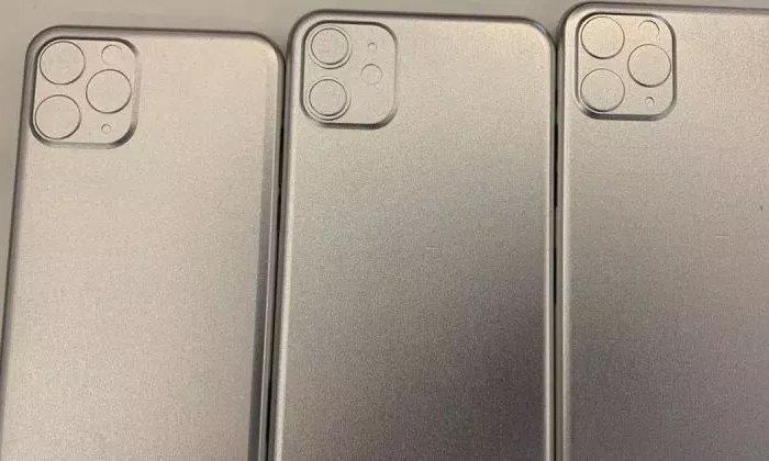 หลุดภาพแม่พิมพ์เคส iPhone 2019 ย้ำชัดมาพร้อมกล้องหลัง 3 ตัว