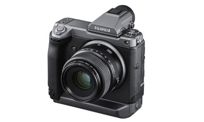 เปิดตัว Fujifilm GFX 100 กล้อง Medium Format ความละเอียด 102 ล้านพิกเซล!