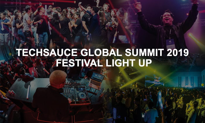 Techsauce Festival 2019 อัพสเกลความมันส์ สายตี้คอไอทีห้ามพลาด