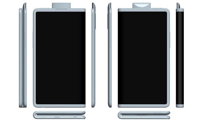 เผยสิทธิบัตรมือถือพับได้ของ OPPO ที่จะมีกล้องหน้าแบบ Popup